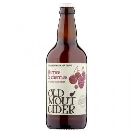 Old Mout Berries & Cherries Cider 50cl
