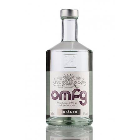 Omfg - Oh My Finest Gin 50cl