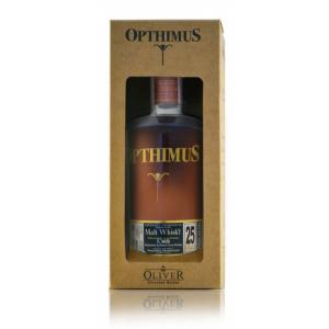Opthimus Whisky Barrel Tomatin 25 Years