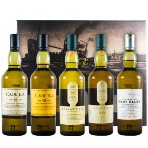 Pack The Classic Islay Collection 5x 200ml