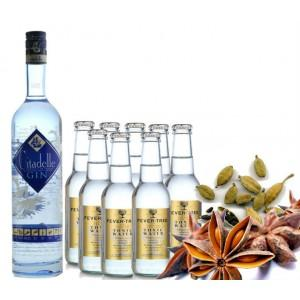 Paquet Gin Citadelle + s Tonic Fever Tree