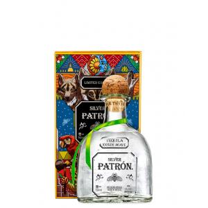 Patron Tequila Silver Limited Edition Latta Mexican
