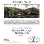 Pewsey Vale Eden Valley Riesling 2009