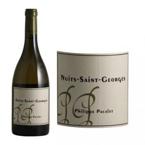Philippe Pacalet Nuits-Saint-Georges Pinot Blanc 2015