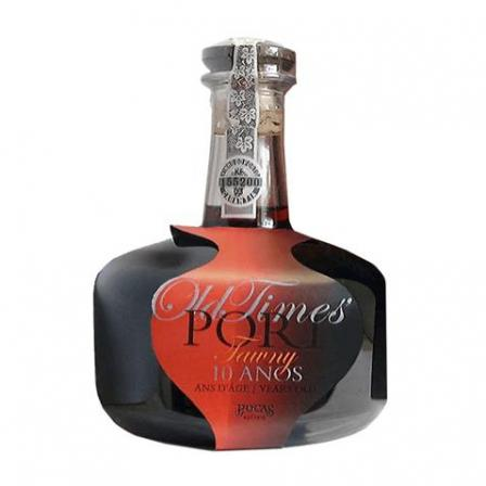 Poças Decanter Old Times 10 Years Old