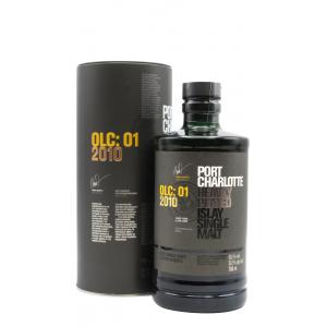 Port Charlotte Olc:01 Heavily Peated 9 Year old 2010