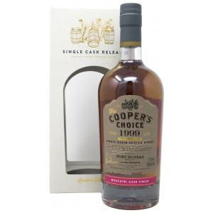 Port Dundas Coopers Choice Single Cask 20 Year old 1999