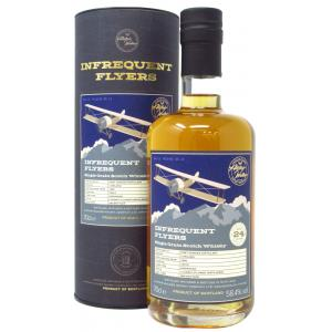 Port Dundas Infrequent Flyers Single Cask 24 Year old 1995