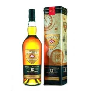 Power's Gold Label 12 Years Special Reserve