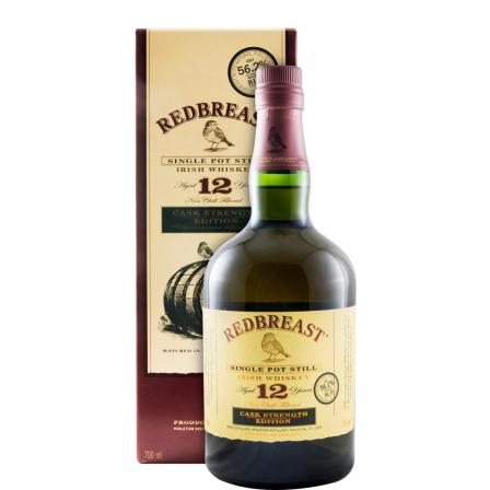 Redbreast 12 Jahre Cask Strength Edition