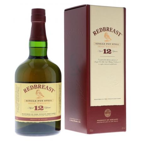 Redbreast 12 Year old Case