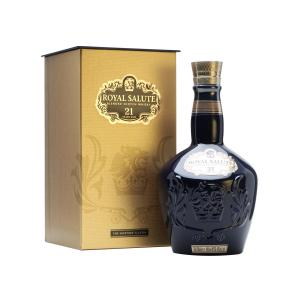 Royal Salute 21 Years Case