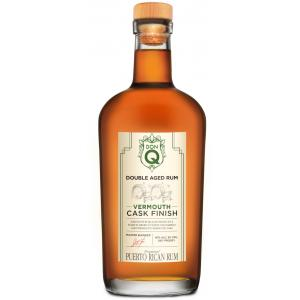 Rum Don Q Double Aged Cask Finish