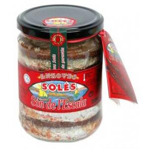 Salted Anchovies 630g