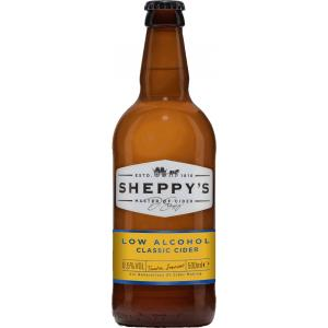 Sheppy's Craft Cider Sheppy's Low Alcohol Classic Cider 50cl