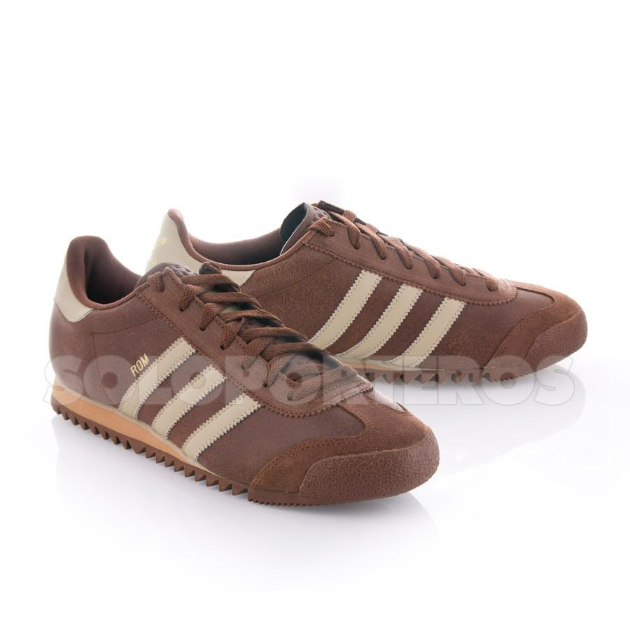 Adidas Rom Shoes Brown
