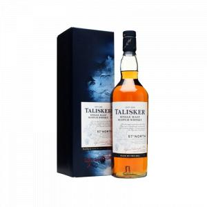 Talisker 57 Degrees North With Caja