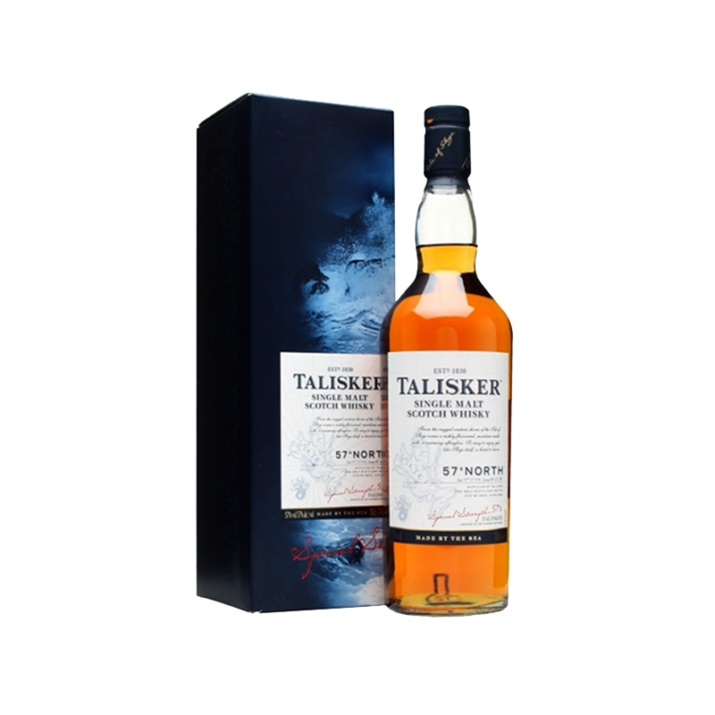 Talisker 57 Degrees North With Case