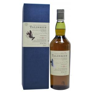 Talisker Natural Cask Strength 25 Year old 1982
