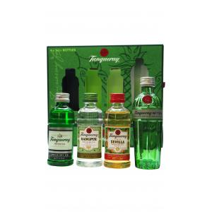 Tanqueray Exploration Pack 4 X Gin 50ml