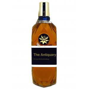 The Antiquary de Luxe Old Scotch Whisky 75cl