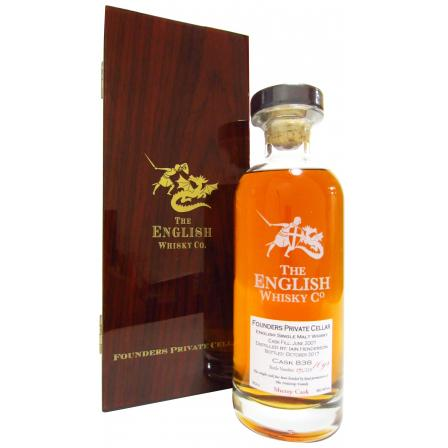The English Co. Founders Private Cellar 10 Ans 2007