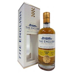 The English Co. Virgin Oak Small Batch Release 5 Year old 2013
