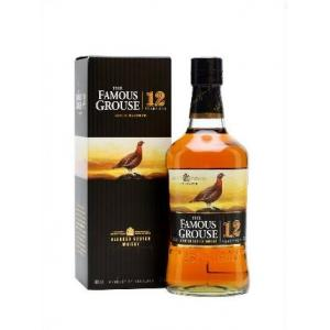 The Famous Grouse Gold 12 years 1L