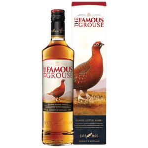 The Famous Grouse Port Wood Finish