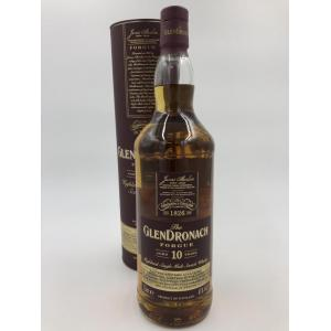 The Glendronach 10 Years Forgue 1L