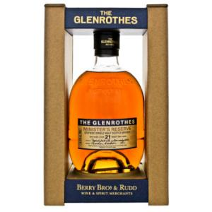 The Glenrothes Ministers Reserve Matured 21 År