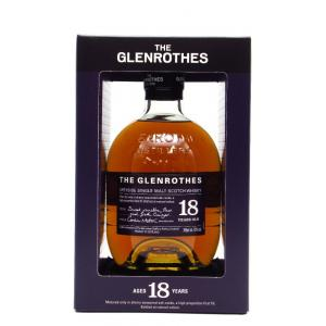 The Glenrothes Soleo Collection 18 Year old