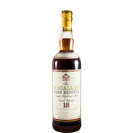 The Macallan 18 Anys Gran Reserva Sherry Cask Bottled In 1997 1979