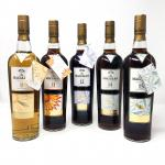 The Macallan Easter Elchies Seasonal Collection X 5