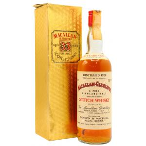 The Macallan Pure Malt 33 Year old 75cl 1950
