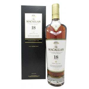 The Macallan Sherry Oak Edition 18 Year old 2018