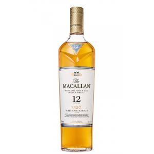 The Macallan Triple Cask Matured Year old