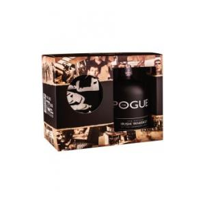 The Pogues T-Shirt and Irish Whiskey Gift Pack