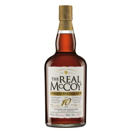 The Real Mccoy 10 Jahre Limited Edition Virgin Oak