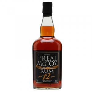 The Real Mccoy Rum 12 Anys