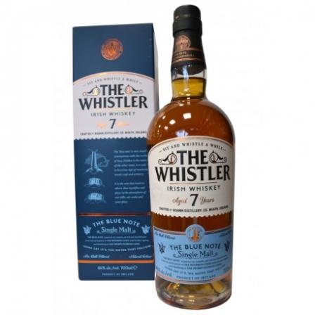The Whistler 7 Anos The Blue Note