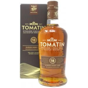 Tomatin Sherry Cask 18 Year old