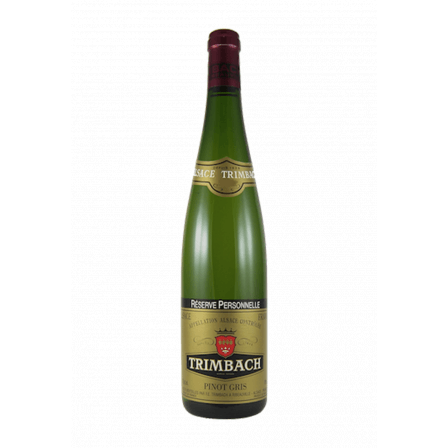 Trimbach Pinot Gris Reserve Personnelle 2015