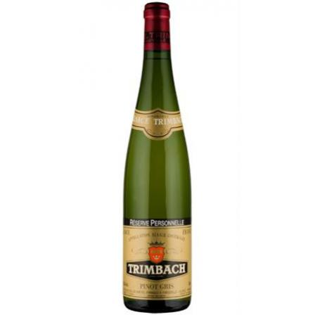 Trimbach Pinot Gris Reserve Personnelle 2008