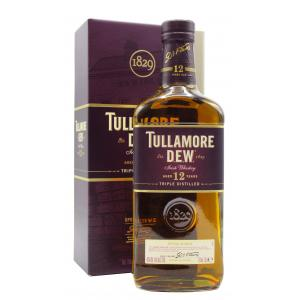 Tullamore Dew Triple Distilled Special Reserve 12 Year old