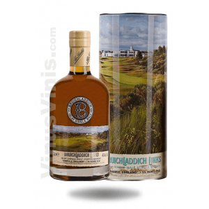 Whisky Bruichladdich 15 Años Links Series Birkdale