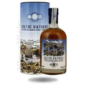 Whisky Bruichladdich Celtic Nations 1999 M.M.