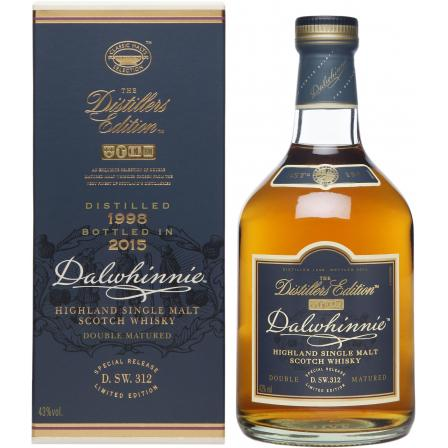 Whisky Dalwhinnie Distillers Edition