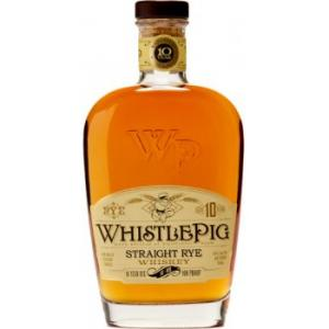 Whistlepig Straight Rye 100/100 10 Year old