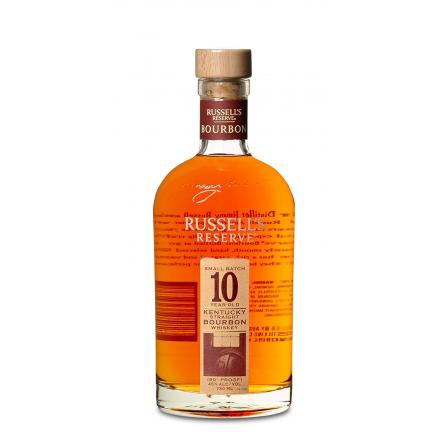 Wild Turkey 10 Anys Russell's Reserve